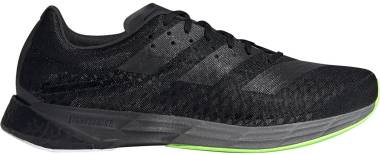 Adidas Adizero Pro - Core Black Silver Met Signal Pink (FW9239)