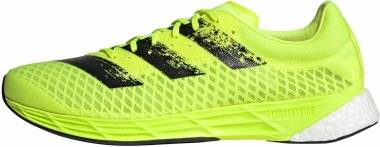 Adidas Adizero Pro - Solar Yellow Core Black Ftwr White (FY0101)