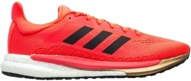 Adidas Solar Glide 3 - Signal Pink / Core Black / Copper Metalic (FV7255)