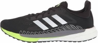 Adidas Solar Glide 3 - Core Black / Silver Metalic / Signal Green (FV7254)