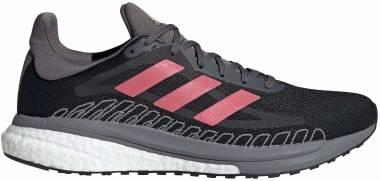Adidas Solar Glide ST 3 - Core Black / Signal Pink / Copper Metalic (FV7250)