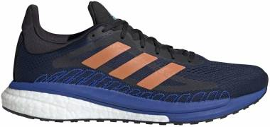 Adidas Solar Glide ST 3 - Collegiate Navy / Signal Orange / Team Royal Blue (FV7251)