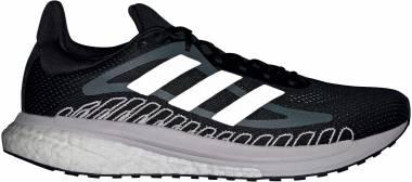 Adidas Solar Glide ST 3 - Core Black / Ftwr White / Blue Oxide (FW1005)