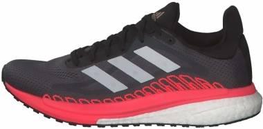 Adidas Solar Glide ST 3 - Grey Five / Crystal White / Signal Pink (FV7252)