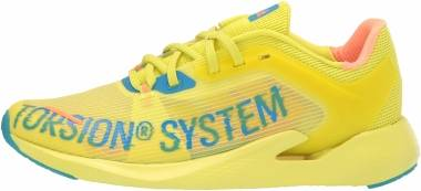 Adidas Alphatorsion - Acid Yellow/Acid Yellow/Bright Blue (FY0185)