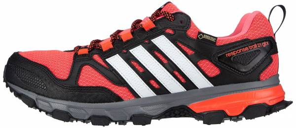 Adidas Response 21 GTX men orange red - black