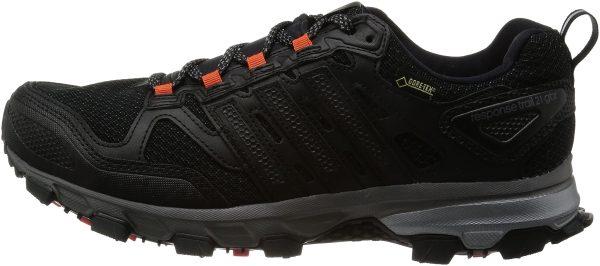 Adidas Response 21 GTX men nero (schwarz (black 1 / black 1 / dark orange))