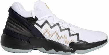 Adidas D.O.N. Issue #2 - White (FU7384)