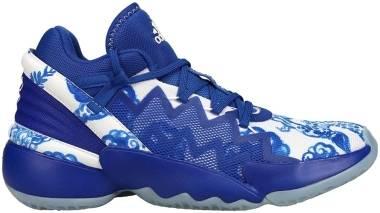 Adidas D.O.N. Issue #2 - Blue,White (FX7426)