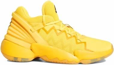 Adidas D.O.N. Issue #2 - Yellow (FW8518)