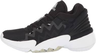Adidas D.O.N. Issue #2 - Negbás Ftwbla Matcie (FW8512)