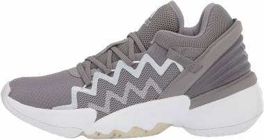 Adidas D.O.N. Issue #2 - Grey/White/Grey (FW8515)