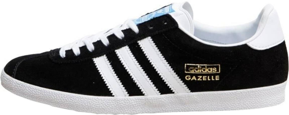 Adidas Gazelle OG sneakers in black pink | RunRepeat