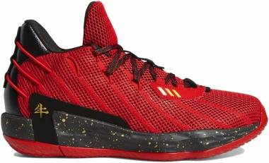 Adidas Dame 7 - Red (FY3442)