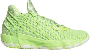 Adidas Dame 7 - Signal Green/White/Signal Green (FY0160)