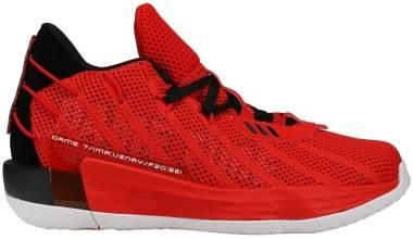 Adidas Dame 7 - Red (FZ0206)