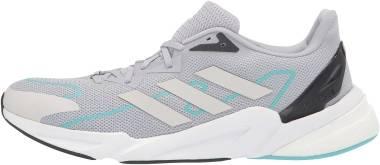 Adidas X9000L2 - Halo Silver/Grey/Pulse Aqua (S23648)