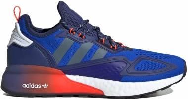 Adidas ZX 2K Boost - Blue/Legacy Blue/Tech Indigo (FX8836)
