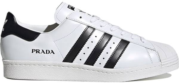 Adidas x Prada Superstar