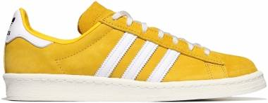 Adidas Campus 80S - Bold Gold/White/Core Black (FV8494)