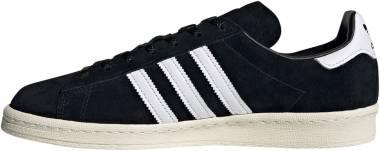 Adidas Campus 80S - Core Black Ftwr White Off White (FX5438)