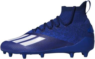 Adidas Adizero Primeknit - Bright Blue/White/Team Navy Blue (EH3421)