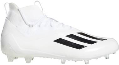 Adidas Adizero Primeknit - Cloud White / Core Black / Clear Grey (FY8263)