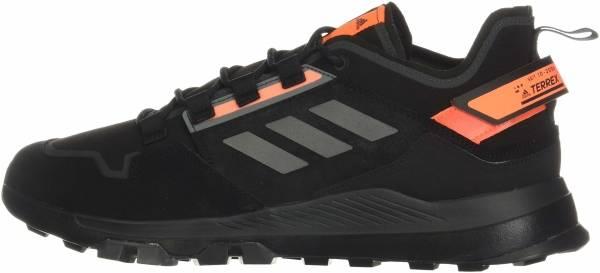 Adidas Terrex Hikster - Core Black Dgh Solid Grey Signal Orange (EH3534)
