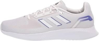 Adidas Runfalcon 2.0 - Ftwr White Ftwr White Semi Night Flash (FY9626)