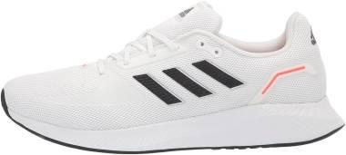 Adidas Runfalcon 2.0 - Ftwr White / Core Black / Solar Red (G58098)