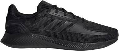 Adidas Runfalcon 2.0 - Core Black / Core Black / Grey Six (FZ2808)