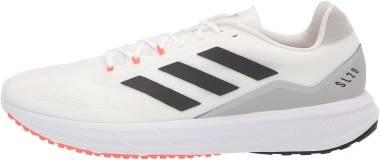 Adidas SL20.2 - White/Black/Red (FY4099)