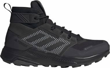 Adidas Terrex Trailmaker Mid - Core Black Core Black Dgh Solid Grey (FY2229)