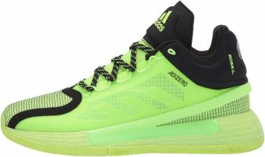 Adidas D Rose 11 - Green/Black/Green (FU7405)