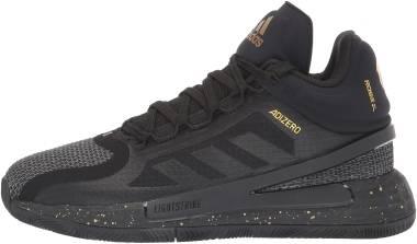 Adidas D Rose 11 - Black/Gold Metallic/Grey (FZ1544)