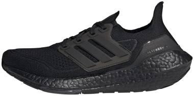 Adidas Ultraboost 21 - CORE BLACK/CORE BLACK/CORE BLACK (FY0306)
