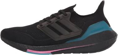 Adidas Ultraboost 21 - Core Black Carboctive Teal (FZ1921)