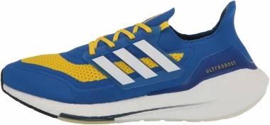 Adidas Ultraboost 21 - Blue Ftwr White Gold Met (FZ1926)