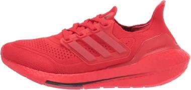Adidas Ultraboost 21 - Red (FZ1922)