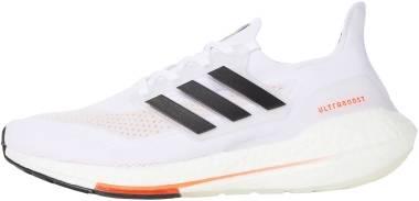 Adidas Ultraboost 21 - ftwr white/core blac (S23863)