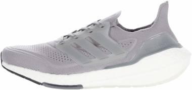Adidas Ultraboost 21 - Grey Three / Grey Three / Grey Four (FY0381)