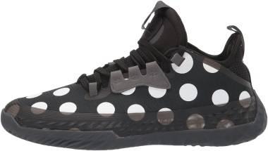 Adidas Harden Vol. 5 - Black/White/Team Dark Grey (H68597)
