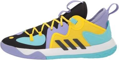 Adidas Harden Stepback 2 - Black/Black/Team Yellow (H68054)