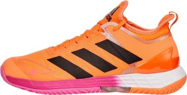 Adidas Adizero Ubersonic 4 - Screaming Orange Core Black Sc (FX1366)