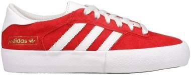Adidas Matchbreak Super - Scarlet/Footwear White/Gold Metallic (FV5974)