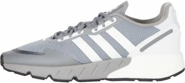 Adidas ZX 1K Boost - Grey Three / Ftwr White / Core Black (H68718)