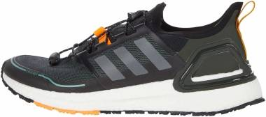 Adidas Ultraboost Winter.RDY - Core Black / Iron Metalic / Signal Orange (EG9798)