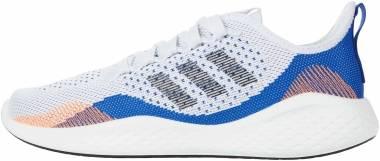 Adidas Fluidflow 2.0 - Ftwr White / Core Black / Team Royal Blue (FY5959)