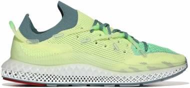 Adidas 4D Fusio - gelb (FY3603)