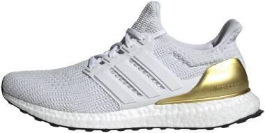 Adidas Ultraboost 4.0 DNA - White/White/Black (FZ4007)